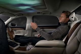 Volvo S90 Ambience Concept: Trải nghiệm hoàn hảo cho người sử dụng