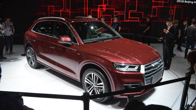 Audi Q5 L: Dài hơn, thoải mái hơn