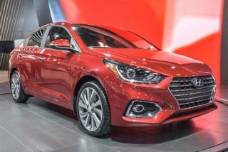 Cá tính hơn với Hyundai Accent 2018