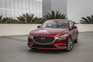 Mazda 6 2019 tăng giá bán, bỏ hộp số sàn