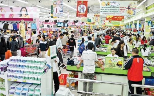 """Kênh phân phối bán lẻ đang """"rộng cửa"""" với DN Việt"""