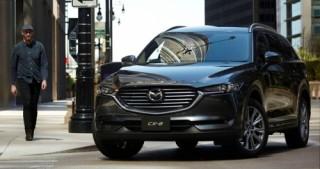Mazda CX-8 dự kiến về Việt Nam vào cuối tháng 6