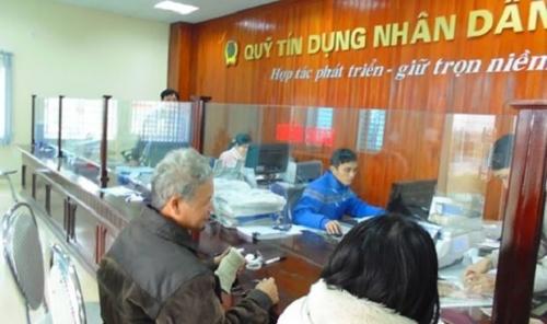 Chính quyền địa phương đặt quỹ tín dụng ở đâu?