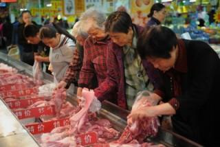 CPI của Trung Quốc tăng cao nhất trong 5 tháng