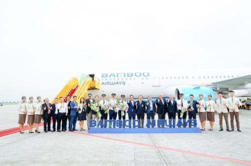 Bamboo Airways đón thêm 'át chủ bài' - máy bay Airbus A321NEO