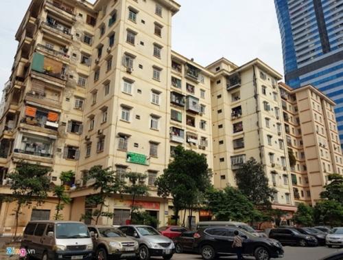 Hà Nội: Lượng căn hộ bán ra tăng mạnh