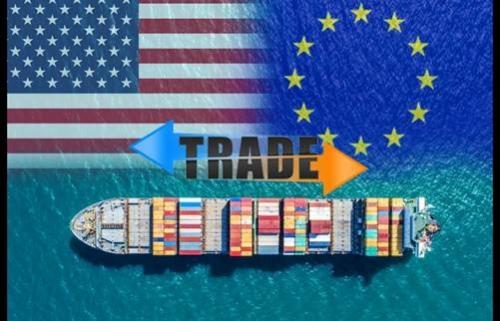 Khó xảy ra cuộc chiến thương mại Mỹ - EU