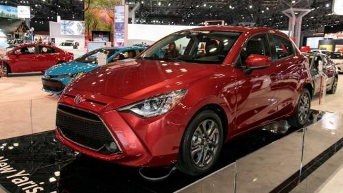 Toyota Yaris phiên bản mới có giá dự kiến khoảng 16.000 USD