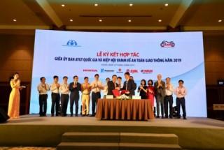 Hợp tác tăng cường an toàn giao thông tại Việt Nam