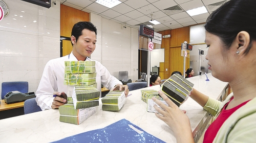 Ngân hàng ưu đãi lĩnh vực kinh doanh có vốn FDI