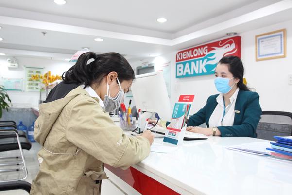 Kienlongbank giảm tiền lãi phải thanh toán cho hơn 8.500 khách hàng