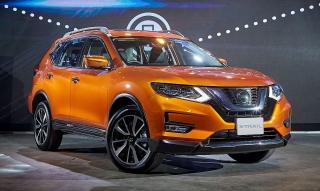 Nissan X-Trail mới áp giá tính thuế hơn 1,2 tỷ đồng