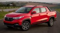 Bán tải giá rẻ Fiat Strada sắp có mặt trên thị trường