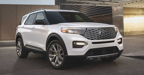 ford explorer co them 3 phien ban moi