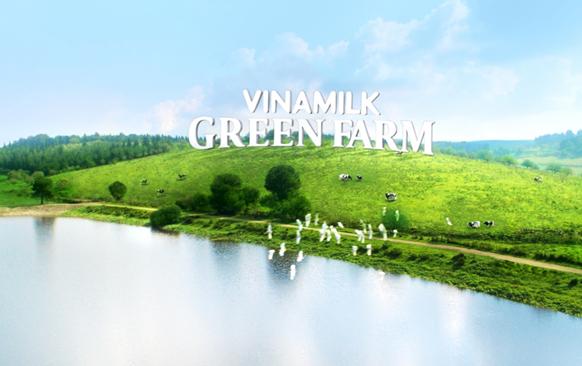 Sữa tươi Green Farm từ trang trại sinh thái – team #GOGREEN đừng bỏ qua