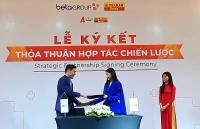 Alphanam Group và Beta Group ký kết hợp tác chiến lược