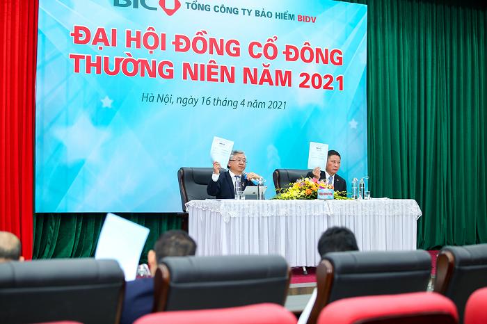 BIC tổ chức Đại hội đồng cổ đông thường niên năm 2021