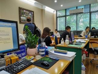 Thị trường văn phòng Hà Nội ổn định