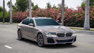 BMW 5-Series LCI 2021 giá từ 2,5 tỷ đồng có gì?
