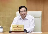 Thủ tướng Phạm Minh Chính: Cần khơi thông cơ chế giải quyết vướng mắc của ngành Ngân hàng