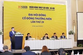 SHB đặt mục tiêu số một về hiệu quả kinh doanh và công nghệ