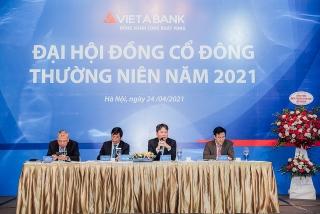 VietABank tổ chức thành công Đại hội đồng cổ đông thường niên năm 2021
