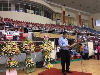 Hội thao Công đoàn Ngân hàng Ninh Bình 2021
