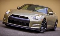 """Chiêm ngưỡng Nissan GT-R phiên bản """"Vàng"""""""