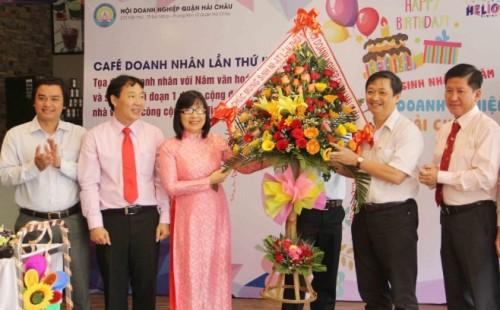 Kỷ niệm 1 năm thành lập Hội Doanh nghiệp quận Hải Châu
