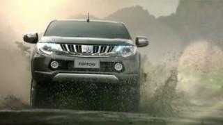 Khám phá Mitsubishi Triton thế hệ mới 2015