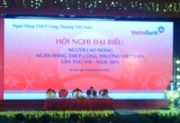 VietinBank tổ chức hội nghị đại biểu người lao động toàn hệ thống lần thứ VIII