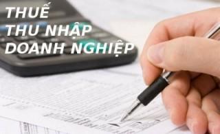 Giải đáp về thuế thu nhập doanh nghiệp