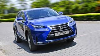 Chi tiết Lexus NX200t có giá 2,4 tỷ đồng vừa ra mắt tại Việt Nam