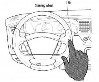 Hyundai phát triển công nghệ vô lăng cảm ứng