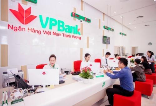 VPBank báo lãi hơn 1.900 tỷ đồng quý I/2017