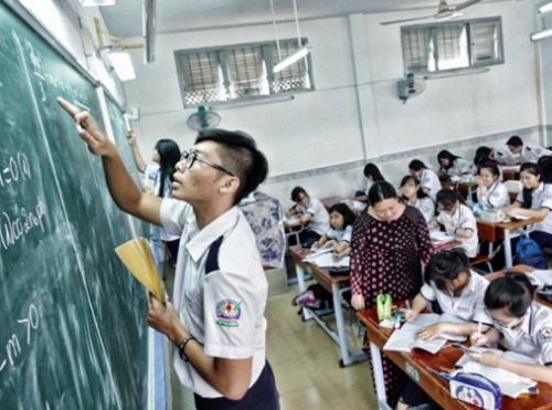 Băn khoăn dự thảo chương trình giáo dục