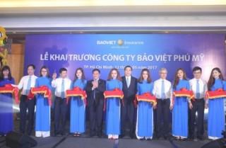 Bảo hiểm Bảo Việt khai trương công ty tại TP. HCM