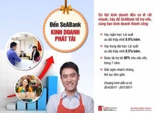 Đến SeABank - Kinh doanh phát tài