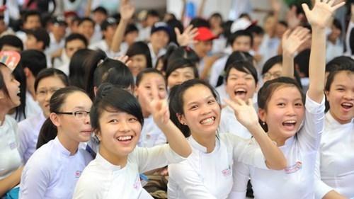 Hà Nội: Lượng đăng ký gấp khoảng 3 lần chỉ tiêu tuyển sinh vào THPT công lập