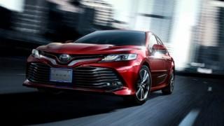 Toyota chính thức giới thiệu phiên bản Camry 2018 dành cho thị trường châu Á