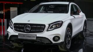 Mercedes-Benz GLA 2018 cập bến Đông Nam Á, giá từ 1,26 tỷ đồng