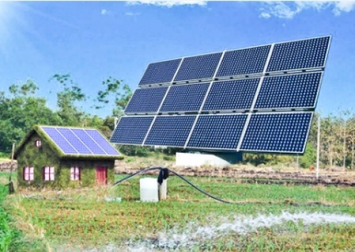 Sử dụng năng lượng tái tạo hiệu quả