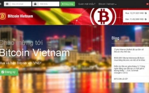 Phạt 40 triệu đồng và tịch thu tên miền của công ty Bitcoin Việt Nam