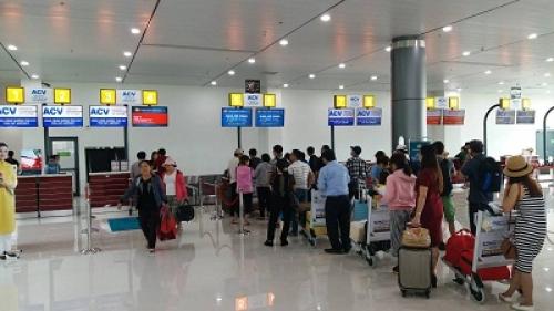 Vietnam Airlines khai thác nhà ga sân bay Phù Cát mới