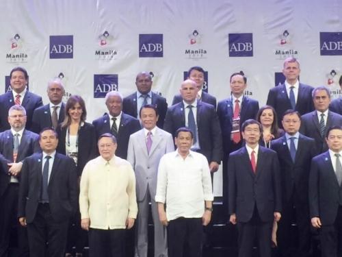 Phó Thống đốc NHNN Đào Minh Tú tham dự Hội nghị thường niên ADB lần thứ 51