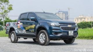 Chevrolet Colorado ưu đãi lên đến 50 triệu đồng