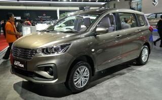 Suzuki Ertiga thế hệ mới có giá từ khoảng 300 triệu đồng