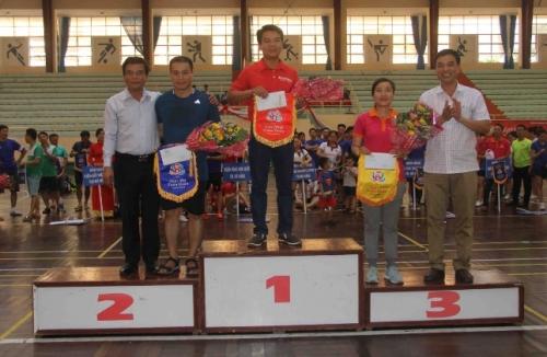 Bế mạc hội thao ngành Ngân hàng Đà Nẵng năm 2018