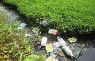 Siết chặt quản lý thuốc bảo vệ thực vật