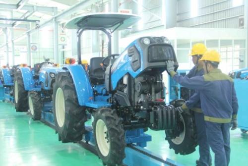 Góp sức cơ giới hóa nông nghiệp